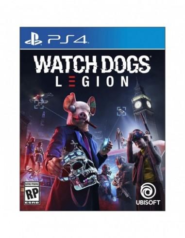 GIOCHI PS4: vendita online Ubisoft Watch Dogs: Legion, PS4 Basic PlayStation 4 in offerta