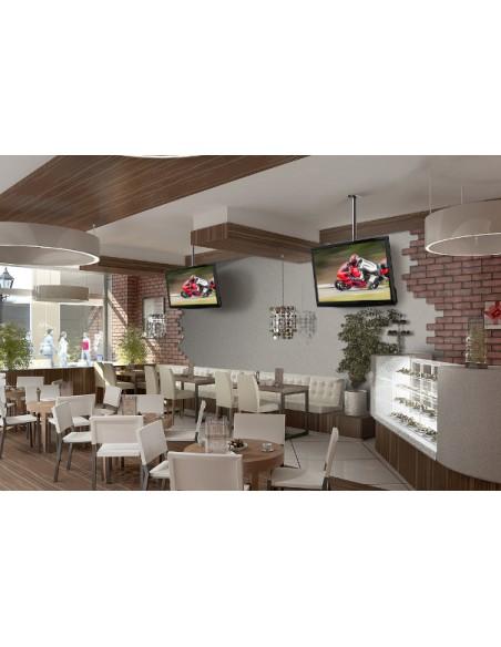 SUPPORTI TV: vendita online Meliconi 400CE supporto da soffitto per TV e videoproiettore in offerta