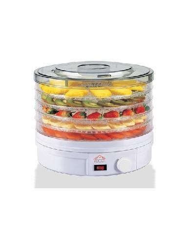 ESSICCATORI: vendita online DCG Eltronic FD1065 disidratatore alimentare Bianco 245 W in offerta