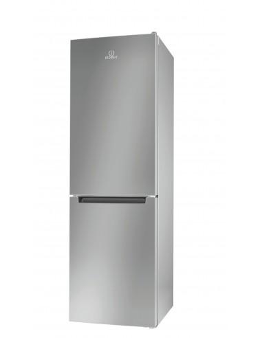 FRIGORIFERI COMBINATI: vendita online Indesit LI80 FF2 S B frigorifero con congelatore Libera installazione 298 L Argento in ...