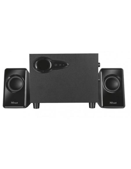 CASSE PC: vendita online Trust Avora 2.1 set di altoparlanti 2.1 canali 9 W Nero in offerta