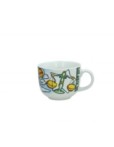 ACCESSORI PER LA TAVOLA: vendita online Tognana Porcellane IR017403BIL tazza Bianco Universale 4 pezzo(i) in offerta