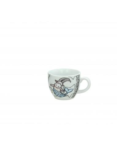 ACCESSORI PER LA TAVOLA: vendita online Tognana Porcellane Capricorno tazza Bianco Espresso 4 pezzo(i) in offerta
