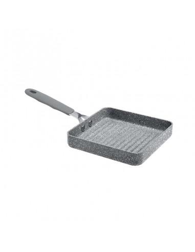 PENTOLE E PADELLE: vendita online Aeternum Grill 14x14cm Madame Petravera Mini Cookware in offerta
