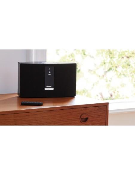 MULTIROOM: vendita online Bose SoundTouch 20 streamer audio digitale Nero Collegamento ethernet LAN Wi-Fi in offerta