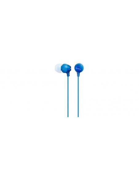 AURICOLARI: vendita online Sony MDR-EX15AP Cuffia Auricolare Blu in offerta