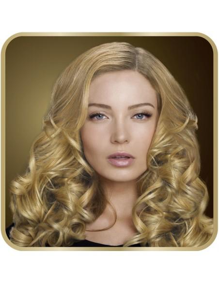 PIASTRE: vendita online Rowenta Liss & Curl Ultimate Shine SF6220 Piastra per capelli Caldo Nero, Blu, Grigio 1,8 m in offerta