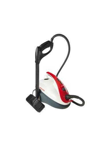 PULITORI A VAPORE: vendita online Polti Smart 30_R Pulitore a vapore cilindrico 1,6 L 1800 W Nero, Rosso, Bianco in offerta
