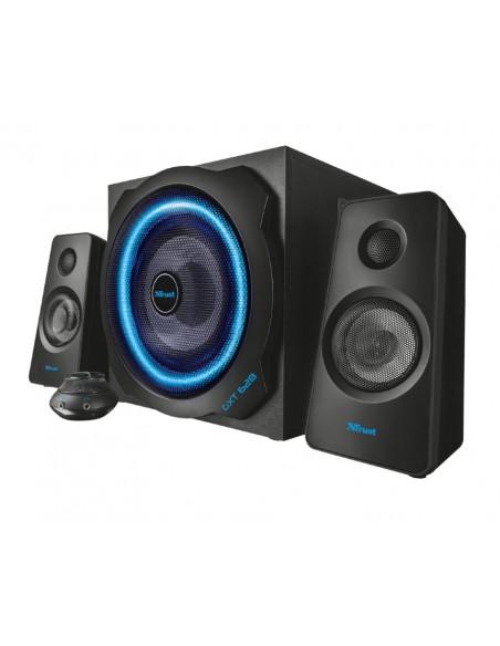 ACCESSORI GIOCHI PC: vendita online Trust GXT 628 set di altoparlanti 2.1 canali 120 W Nero, Blu in offerta