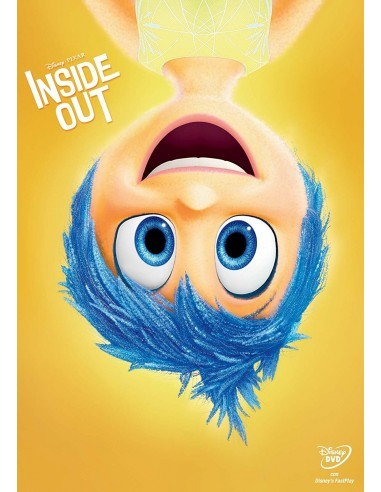 FILM: vendita online Walt Disney Pictures Inside Out in offerta