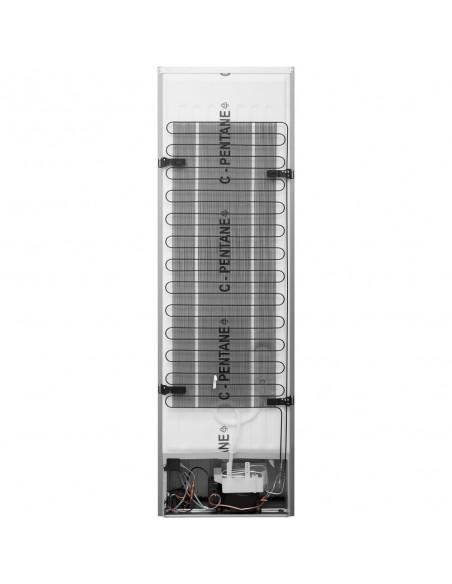 FRIGORIFERI COMBINATI: vendita online Indesit F154069 frigorifero con congelatore Libera installazione Acciaio inossidabile 3...