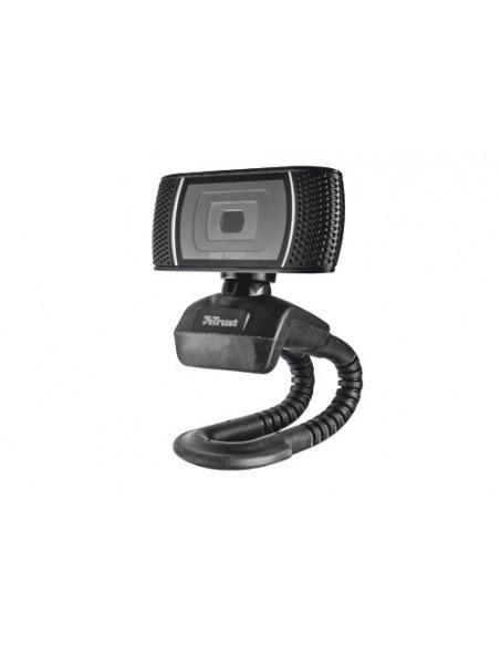 WEB CAM: vendita online Trust Trino HD Video webcam 8 MP USB Nero in offerta