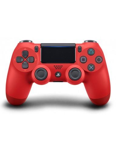 ACCESSORI PS4: vendita online Sony DualShock 4 V2 Rosso Bluetooth/USB Gamepad Analogico/Digitale PlayStation 4 in offerta