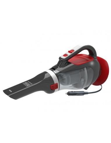 ASPIRABRICIOLE: vendita online Black & Decker ADV1200 aspirapolvere senza filo Senza sacchetto Grigio, Rosso in offerta