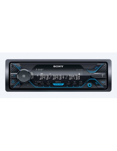AUTORADIO: vendita online Sony DSX-A510KIT Nero Bluetooth in offerta