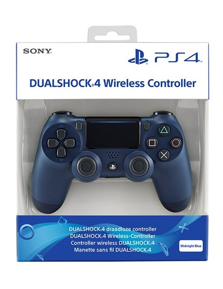 ACCESSORI PS4: vendita online Sony DualShock 4 Gamepad PlayStation 4 Analogico/Digitale Bluetooth/USB Blu in offerta