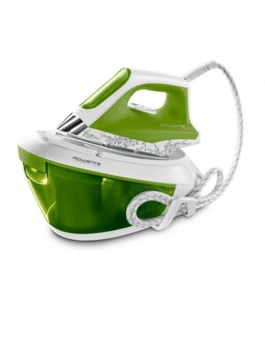 FERRI DA STIRO A CALDAIA: vendita online Rowenta VR8215 ferro da stiro a caldaia 2200 W 1,5 L Verde, Bianco in offerta