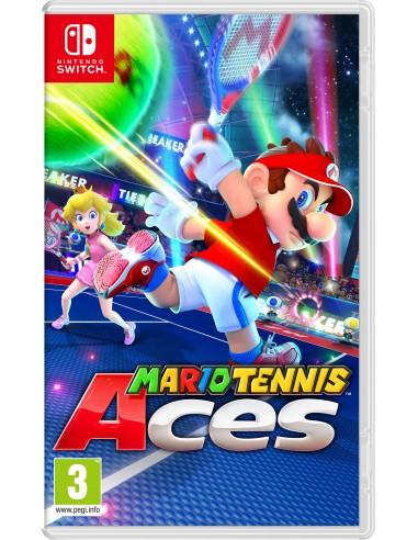 GIOCHI SWITCH: vendita online Nintendo Switch Mario Tennis Aces in offerta