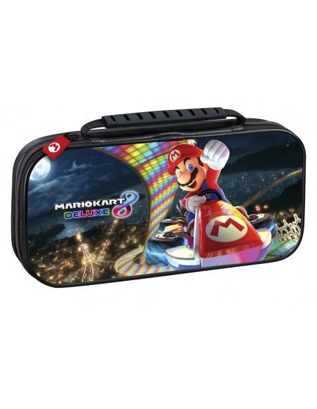 ACCESSORI SWITCH: vendita online Bigben Interactive Mario Kart 8 Cover Nintendo Nero in offerta