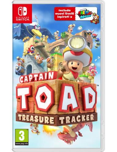 GIOCHI SWITCH: vendita online Nintendo Switch Captain Toad: Treasure Tracker Basic ITA Nintendo Switch in offerta