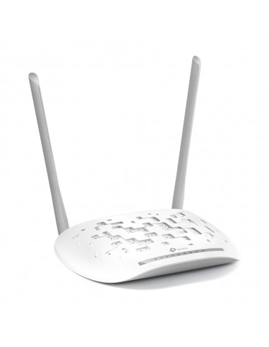 MODEM ROUTER: vendita online TP-LINK TD-W8961N router wireless Fast Ethernet Banda singola (2.4 GHz) Grigio, Bianco in offerta