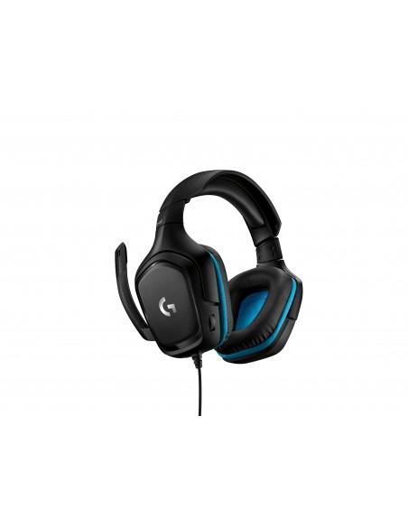 ACCESSORI GIOCHI PC: vendita online Logitech G G432 Cuffia Padiglione auricolare Nero, Blu in offerta