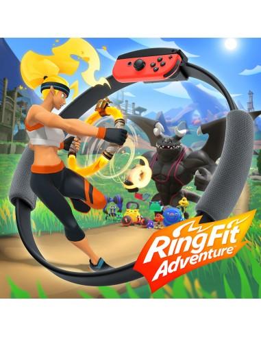 GIOCHI SWITCH: vendita online Nintendo HAC Ring Fit Adventure ITA Nintendo Switch in offerta