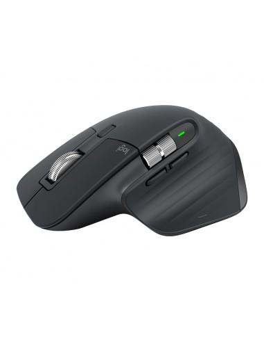 TASTIERE E MOUSE: vendita online Logitech MX Master 3 mouse Mano destra Wireless a RF + Bluetooth Laser 4000 DPI in offerta
