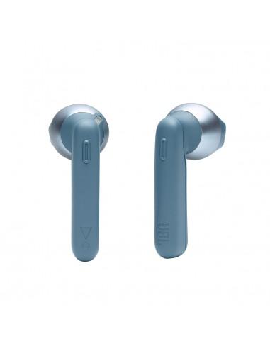 AURICOLARI BLUETOOTH: vendita online JBL Tune 220TWS Cuffia Auricolare Bluetooth Blu in offerta