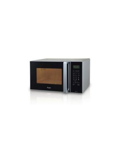 MICROONDE: vendita online Whirlpool MWO 730/1 SL Superficie piana Microonde combinato 30 L 900 W Nero, Argento in offerta