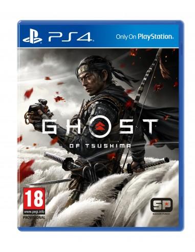 GIOCHI PS4: vendita online Sony Ghost of Tsushima PlayStation 4 Basic ITA in offerta
