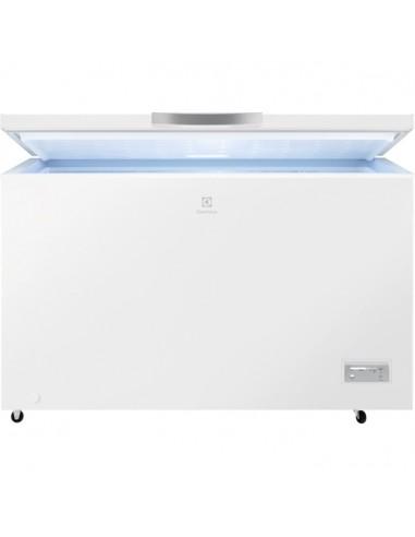 CONGELATORI A POZZETTO: vendita online Electrolux LCB3LF38W0 congelatore Libera installazione A pozzo Bianco 371 L A+ in offerta