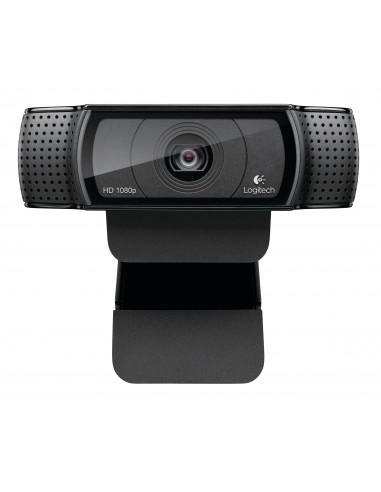 WEB CAM: vendita online Logitech C920 PRO HD webcam 3 MP 1920 x 1080 Pixel USB 2.0 Nero in offerta