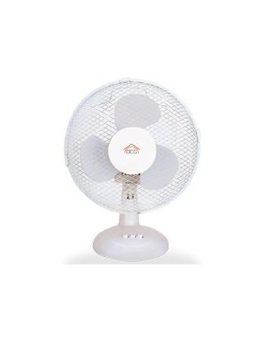 VENTILATORI: vendita online DCG Eltronic VE9030 ventilatore Bianco in offerta