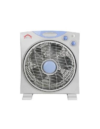 VENTILATORI: vendita online DCG Eltronic CRB1210 ventilatore Grigio in offerta
