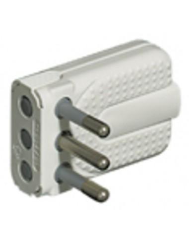 MATERIALE ELETTRICO: vendita online bticino S2465TA adattatore per presa di corrente Bianco in offerta
