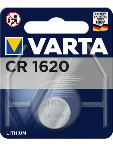BATTERIE: vendita online Varta 1x 3V CR 1620 Batteria monouso Litio in offerta