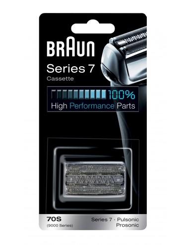 ACCESSORI CURA E BELLEZZA: vendita online Braun Series 7 70S Testina Di Ricambio Per Rasoio Barba Elettrico in offerta