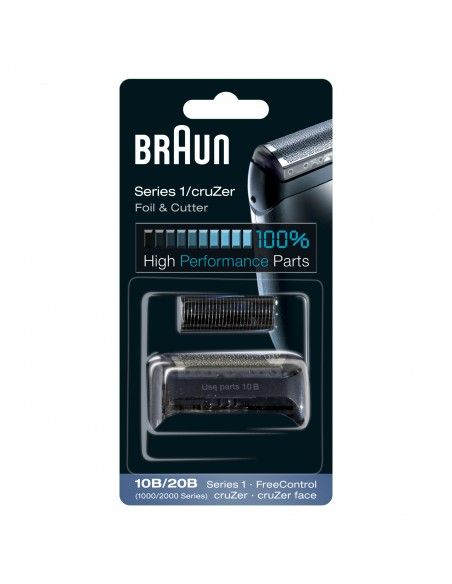 ACCESSORI CURA E BELLEZZA: vendita online Braun BR-CP10B in offerta