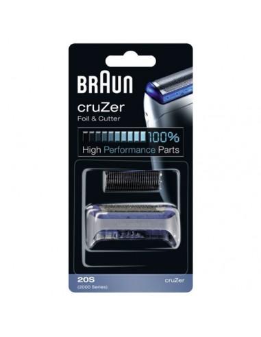 ACCESSORI CURA E BELLEZZA: vendita online Braun 20S in offerta