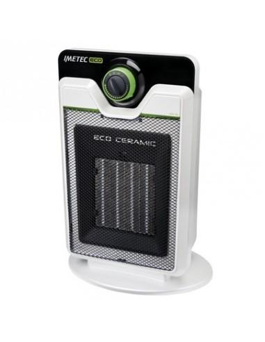 TERMOVENTILATORI: vendita online Imetec CFH-100 Nero, Bianco 2000 W Riscaldatore ambiente elettrico con ventilatore in offerta