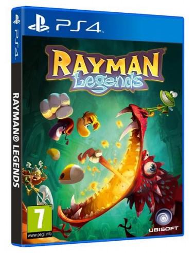 GIOCHI PS4: vendita online Ubisoft Rayman Legends, PS4 PlayStation 4 Basic Inglese, ITA in offerta