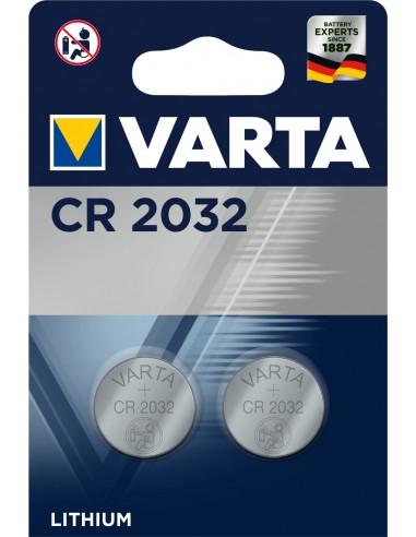 BATTERIE: vendita online Varta CR 2032 Batteria monouso CR2032 Litio in offerta