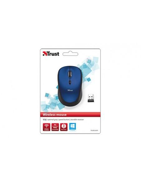 TASTIERE E MOUSE: vendita online Trust 19663 mouse RF Wireless Ottico 1600 DPI in offerta