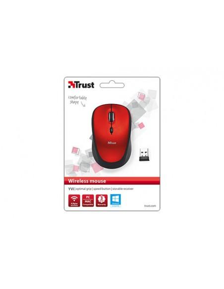 TASTIERE E MOUSE: vendita online Trust 19522 mouse RF Wireless Ottico 1600 DPI in offerta