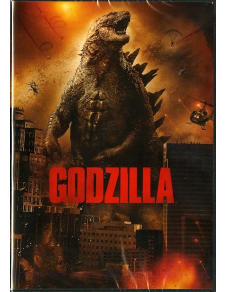 FILM: vendita online Warner Home Video Godzilla DVD 2D Tedesca, Inglese, Francese, ITA in offerta
