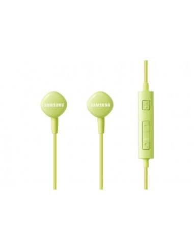 AURICOLARI E VIVAVOCE: vendita online Samsung EO-HS130 Cuffia Auricolare Verde in offerta