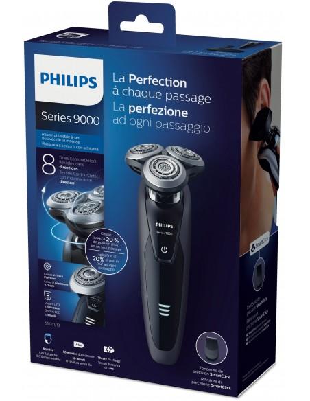 RASOI ELETTRICI: vendita online Philips SHAVER Series 9000 Rasoio elettrico Wet & Dry in offerta