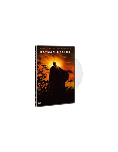 FILM: vendita online Warner Bros Batman Begins in offerta