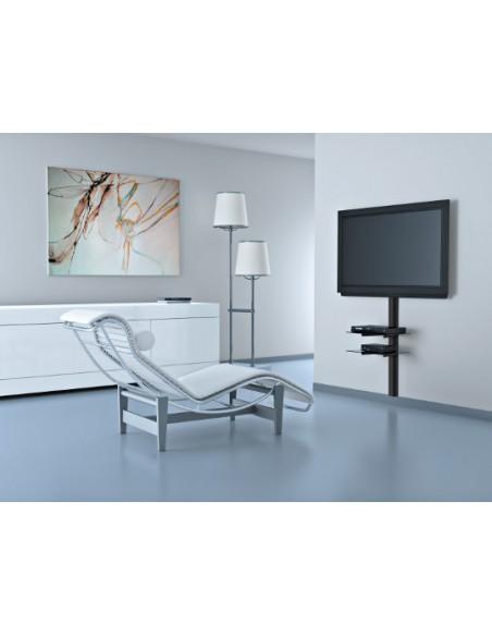 SUPPORTI TV: vendita online Meliconi 480520 sistema di canalina per cavo Plastica 0,35 m in offerta